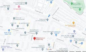 Stadtplan Trudering